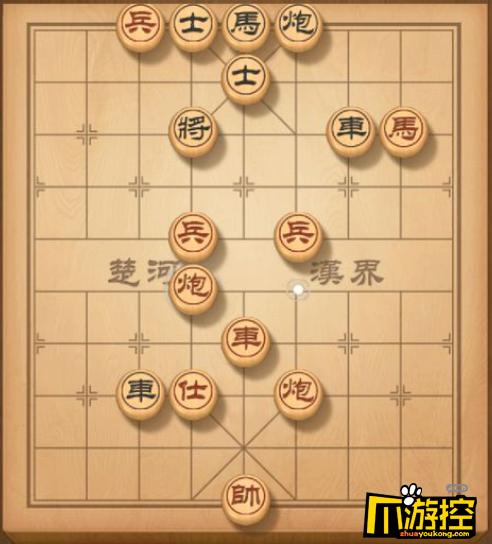 天天象棋残局挑战第111期通关攻略
