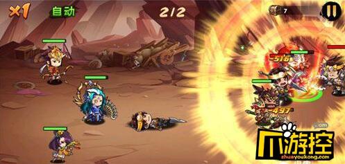 《三国有妖气豪华版》超变游戏快速升级攻略