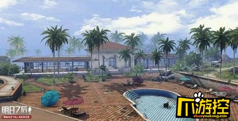 明日之后新地图圣托帕尼海岛是什么样的 新地图圣托帕尼海岛全地形一览