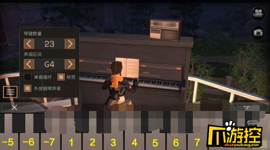 明日之后钢琴乐谱教学 热门歌曲乐谱分享
