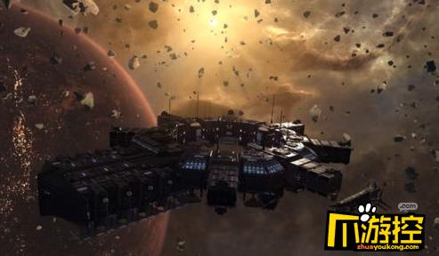 十大太空探险题材ARPG单机手游
