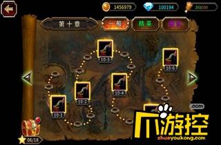 《挂机天使》BT游戏战役系统玩法攻略