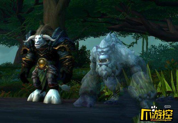 魔兽世界幽灵猩猩怎么抓?幽灵猩猩获取攻略