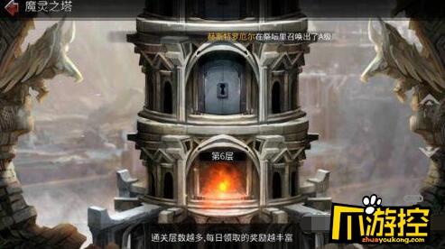 手游公益服《世界2怪物猎人》魔灵之塔玩法攻略
