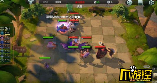 自走棋手游6战士野兽流怎么玩 6战士野兽流玩法攻略