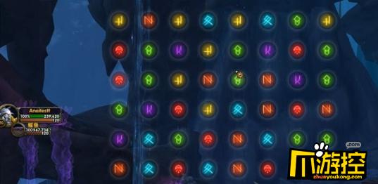 魔兽世界8.2疯狂的马蒂瓦斯解谜任务怎么过