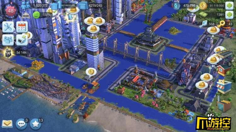 模拟城市我是市长怎么刷绿钞?无限绿钞刷取攻略