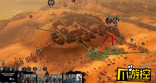 全面战争三国骑兵怎么冲锋 骑兵冲锋技巧分享