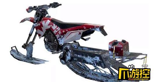 和平精英轻型雪地摩托如何使用,和平精英雪地摩托使用攻略