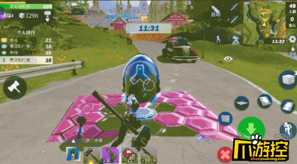 堡垒前线破坏与创造陷阱机关玩法攻略