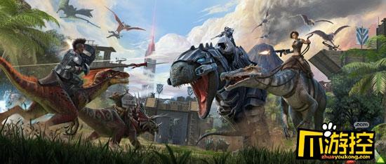 方舟生存进化手游怎么骑恐龙?恐龙骑乘攻略