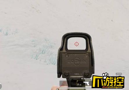 和平精英全息瞄准镜使用方法