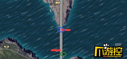 和平精英守桥攻略