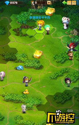 《英雄战棋-鬼畜大作战II》满v手游新世界玩法攻略