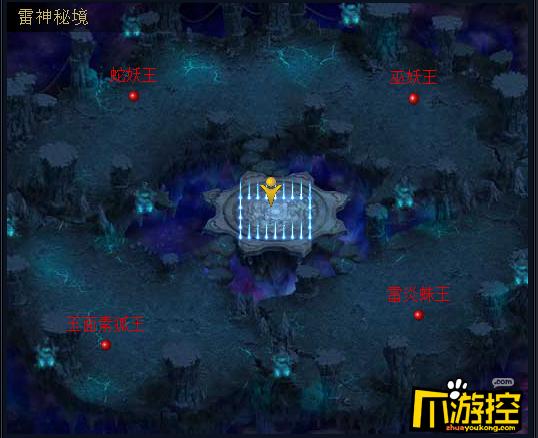《散人无双星耀版》公益服雷神秘境怎么玩?雷神秘境玩法介绍