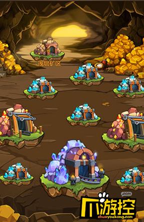 《艾迪王国》BT版矿场怎么玩?矿场玩法攻略