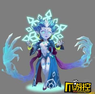 《龙痕守护:经典卡牌》无限钻石服冰雪女王玩法攻略