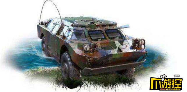和平精英两栖装甲车,和平精英两栖装甲车怎么得,两栖装甲车