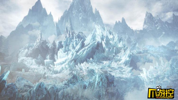 怪物猎人世界冰原,怪物猎人世界冰原纯水晶,怪物猎人世界冰原纯水晶哪里多