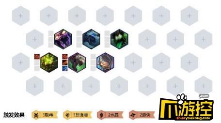 云顶之弈9.22版本剧毒游侠阵容推荐
