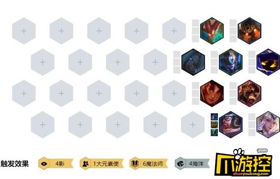 云顶之弈9.22暴力输出六法塞恩阵容玩法攻略