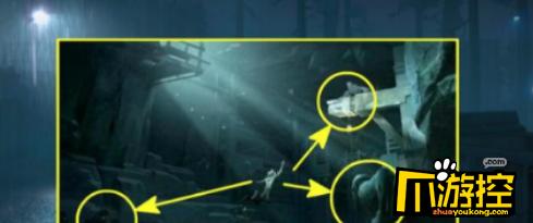 第五人格,第五人格闪金洞窟地图有哪些隐藏彩蛋,第五人格闪金洞窟地图隐藏彩蛋有哪些