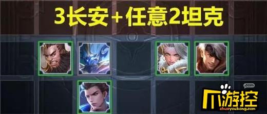 王者模拟战,王者模拟战封神坦射阵容怎么玩,王者模拟战封神坦射阵容玩法攻略