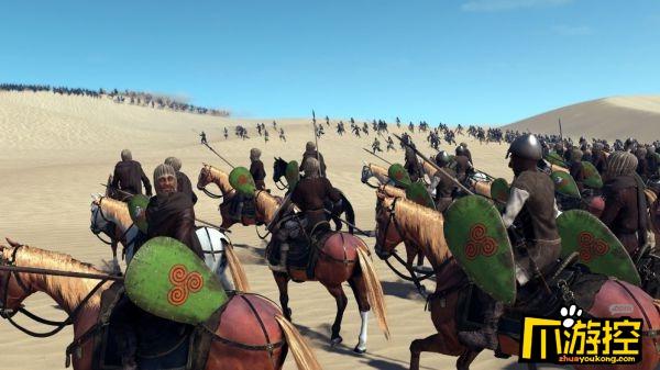 骑马与砍杀2前中期什么兵种好用