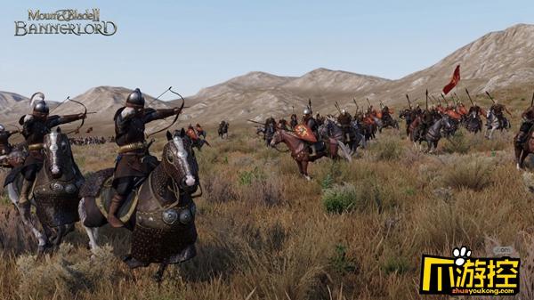 骑马与砍杀2竞技场骑射流怎么打