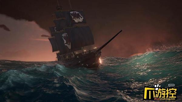 盗贼之海苍龙任务在哪接取