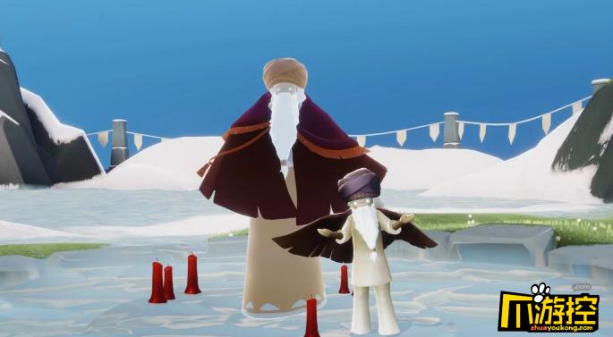 光遇魔法季1月14日复刻斗篷先祖在哪里,光遇魔法季1月14日复刻斗篷先祖位置一览