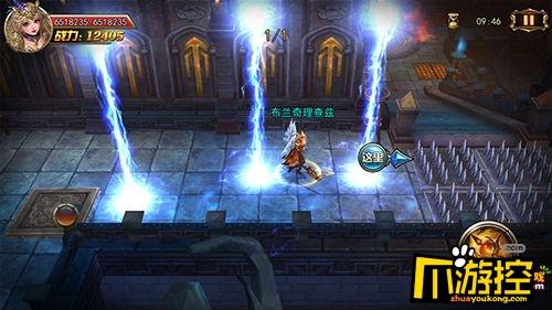 《暗黑血缘》游戏评测:庞大世界观架构下的魔幻手游4