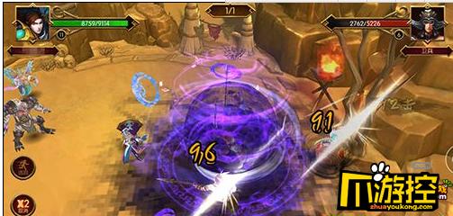 《莽荒OL超级变态版》手游测评:神秘的山海神话世界3