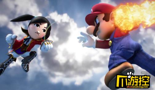 《任天堂明星大乱斗》游戏评测:与众不同的格斗大作