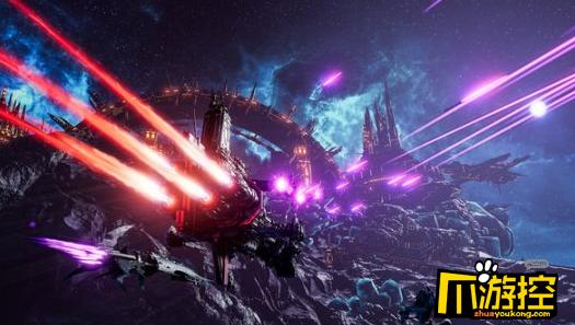 《哥特舰队:阿玛达2》游戏评测:超酷炫的星际科幻战争RTS大作