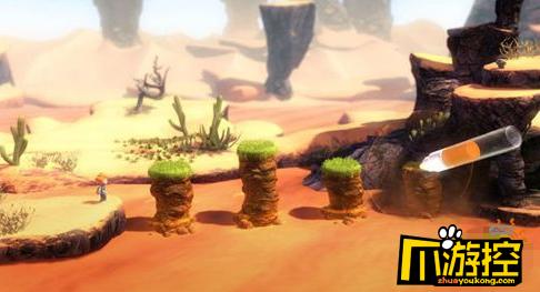 《麦克斯:兄弟魔咒》游戏评测:一款高品质电影冒险解谜佳作