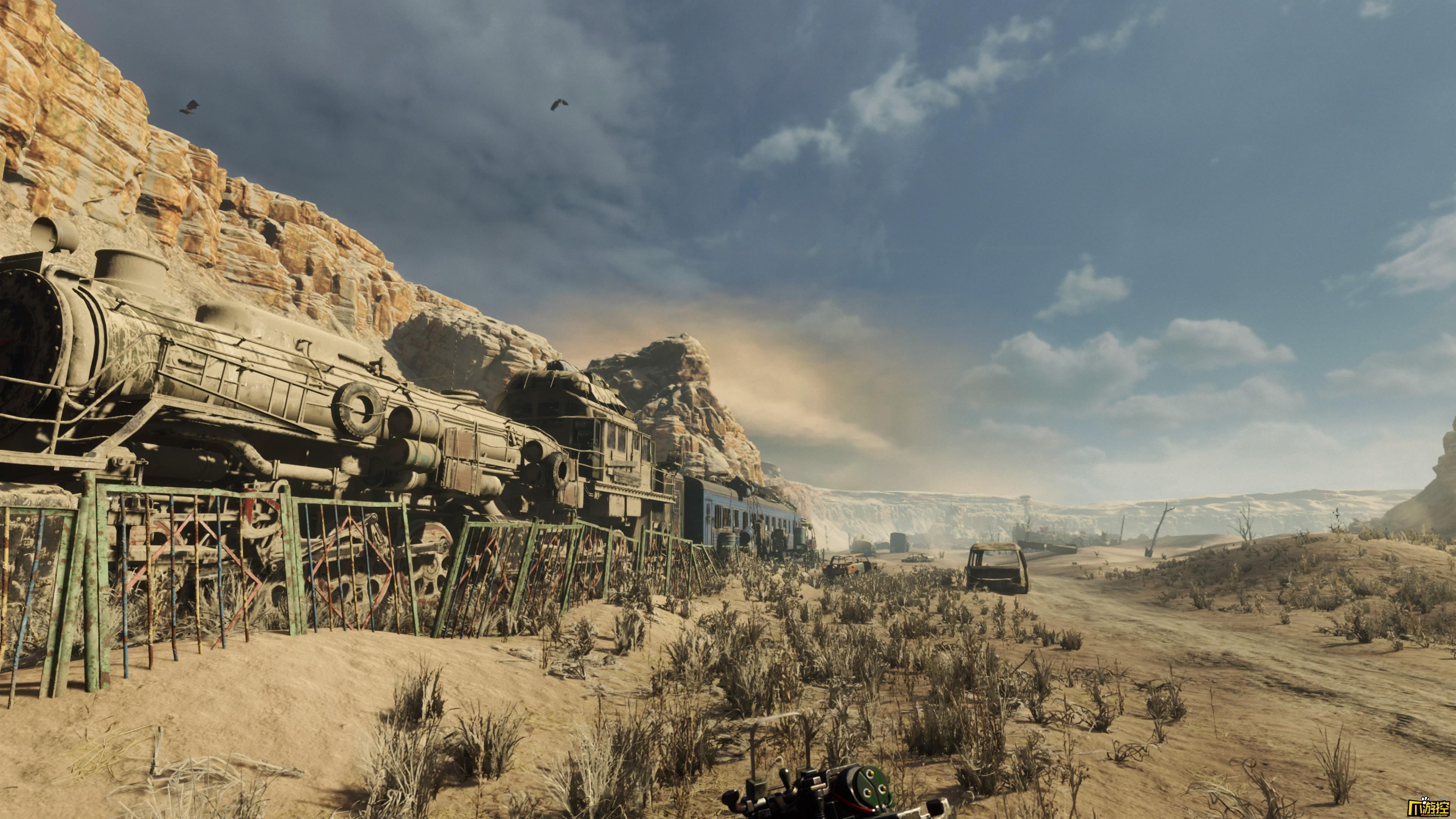 《地铁:逃离》游戏评测:还是那个窒息而美好的故事