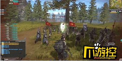 《铁甲雄兵》游戏评测:化身各国武将体验一把沙场万人敌