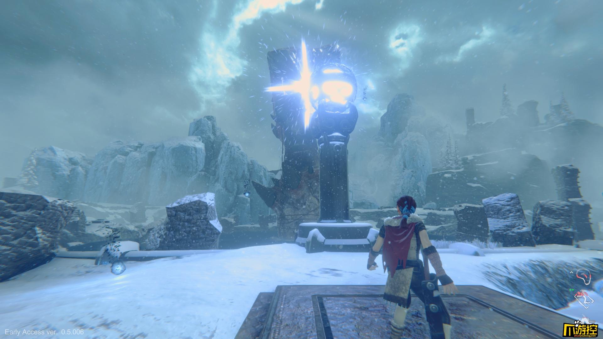 《巨神狩猎》游戏评测:环境环境很硬核 更真实的体验效果