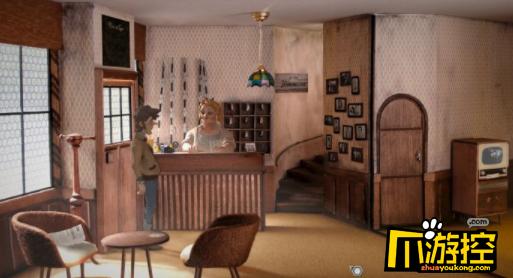 《墨池镇》游戏评测:牵涉到量子物理的硬核解谜手游