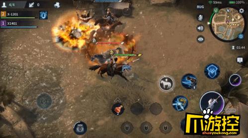 《猎手之王》游戏评测:网易首款2.5D冷兵器动作竞技手游
