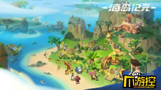 《海岛纪元》游戏评测:一场清新有氧、妙趣横生的海岛大冒险