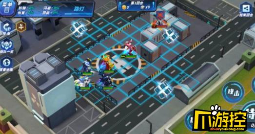 《未来机甲决战》游戏评测:一款多达2500种战舰搭配的重度战棋策略手游