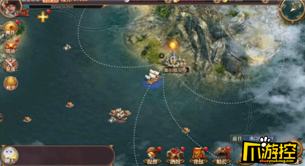 《传说大陆》游戏测评:征服无限星辰大海的航程