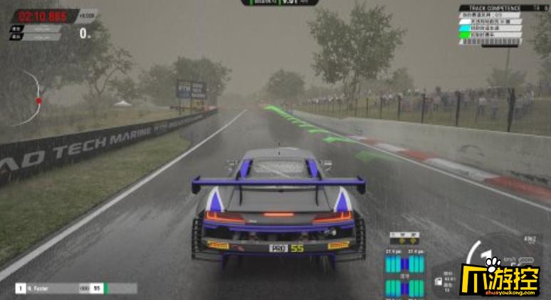神力科莎:竞速游戏评测