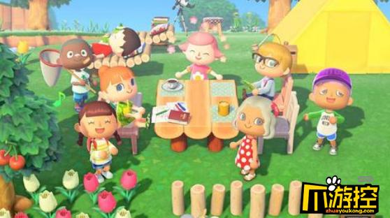 《集合啦!动物森友会》游戏评测:把这份温暖惬意的礼物献给自己