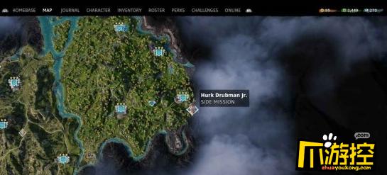 孤岛惊魂新曙光小赫克杜拉布曼怎么解锁?