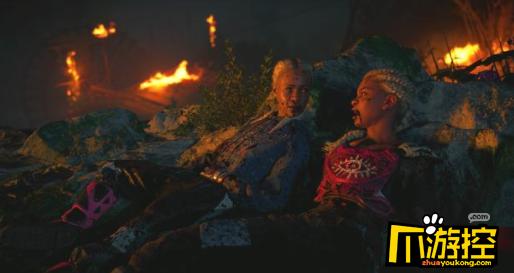 孤岛惊魂新曙光最后结局神父死了么?