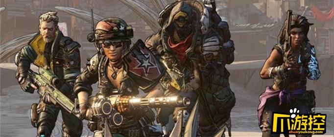 无主之地3增加了哪些新的宝藏猎人角色?