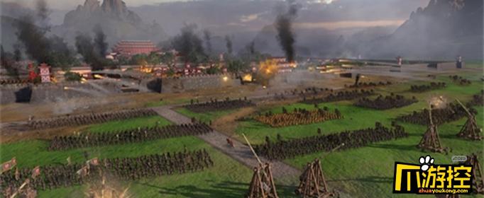 全面战争三国怎么攻城?